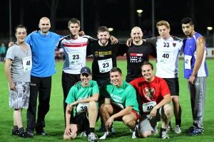 Weltrekord-Marathon-Team der JU Schweinfurt 2011