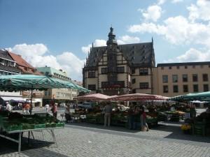 Marktplatz Schweinfurt