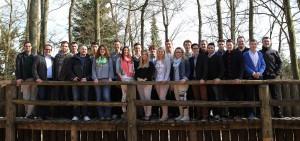 Das Team der Jungen Union Schweinfurt 2013 - 2015