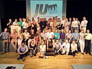 JU Unterfranken - Ein starkes Team